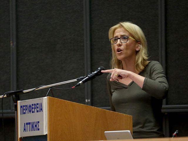 Δούρου: Προτεραιότητα στην επούλωση των πληγών των συμπολιτών μας | tanea.gr