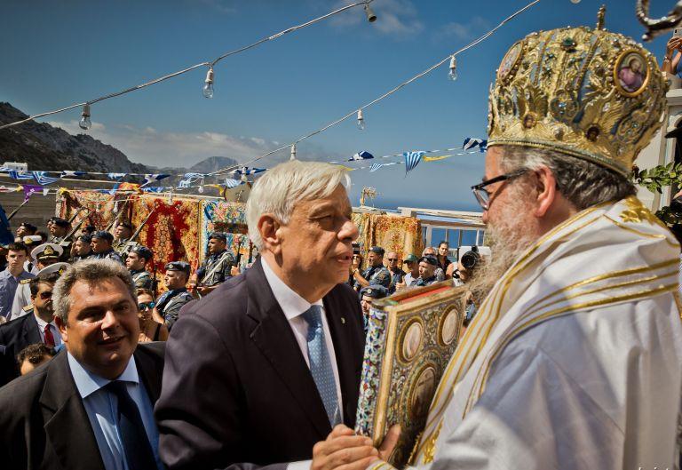 Παυλόπουλος: Ρόλος μου, η εθνική ενότητα | tanea.gr