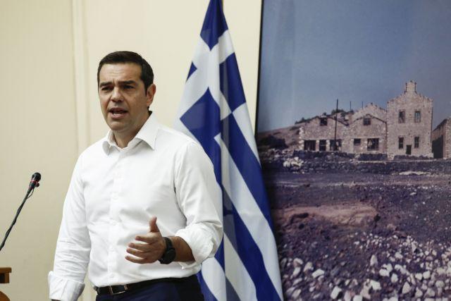Νέο σχέδιο Πολιτικής Προστασίας παρουσιάζει ο Τσίπρας | tanea.gr