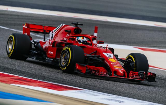 Άνετη νίκη του Φέτελ με Ferrari στο γκραν πρι Βελγίου | tanea.gr