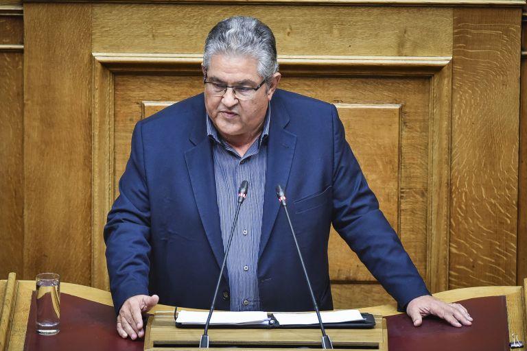 ΚΚΕ για παραίτηση Τόσκα : Με αλλαγές προσώπων δεν επιλύονται τα προβλήματα | tanea.gr