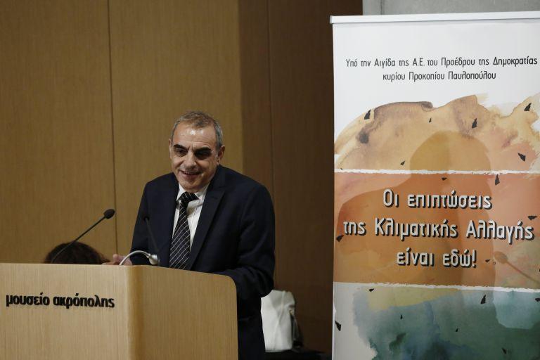 Γ. Καπάκης: Τέσσερις ημέρες πριν την τραγωδία έδινε συμβουλές για την Πολιτική Προστασία | tanea.gr