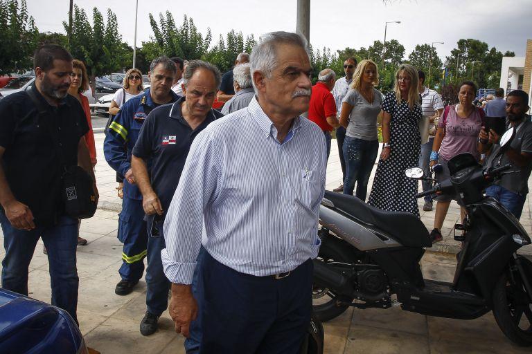 Παραιτήθηκε ο Νίκος Τόσκας   tanea.gr