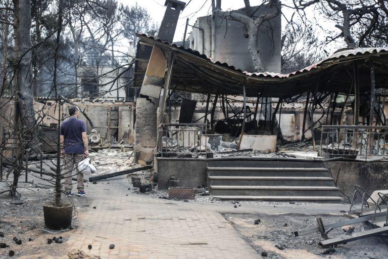Μάτι: Θύμα της πυρκαγιάς εργαζόμενος της Συντήρησης Μνημείων της Ακρόπολης | tanea.gr