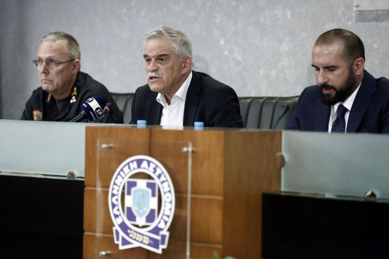 Public Order Minister resigns after public outcry | tanea.gr