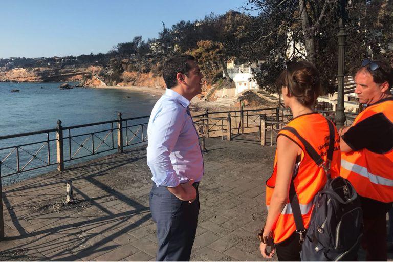 ZDF: «Μια εβδομάδα για να επισκεφθεί ο Τσίπρας το Μάτι» | tanea.gr