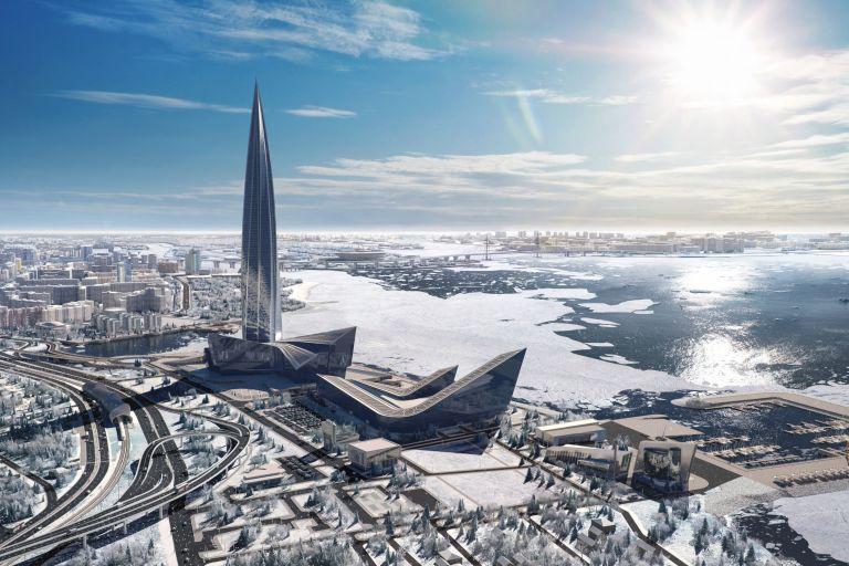 Ολοκληρώθηκε ο πιο ψηλός ουρανοξύστης της Ευρώπης (βίντεο)   tanea.gr