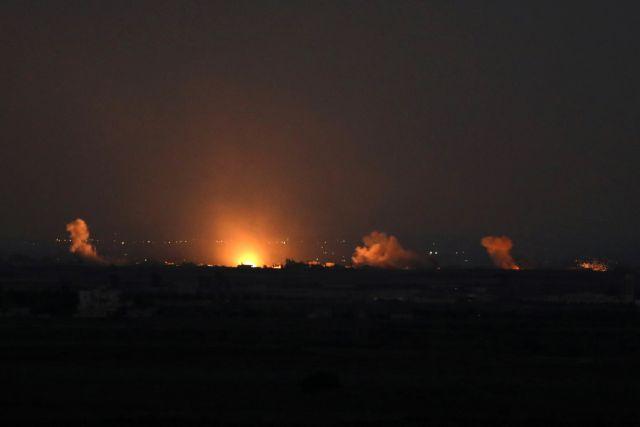Συρία: Κατάρριψη ισραηλινών μη επανδρωμένων αεροσκαφών | tanea.gr