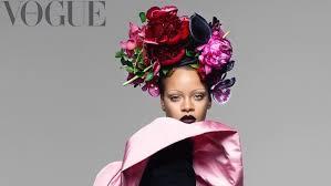 Η Ριάνα είναι η πρώτη έγχρωμη που έγινε εξώφυλλο στη βρετανική Vogue | tanea.gr