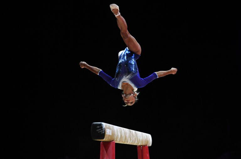 Ενόργανη γυμναστική: «Πέτυχα κάτι σημαντικό, αλλά θέλω το μετάλλιο»,λέει η Μιλλούση | tanea.gr