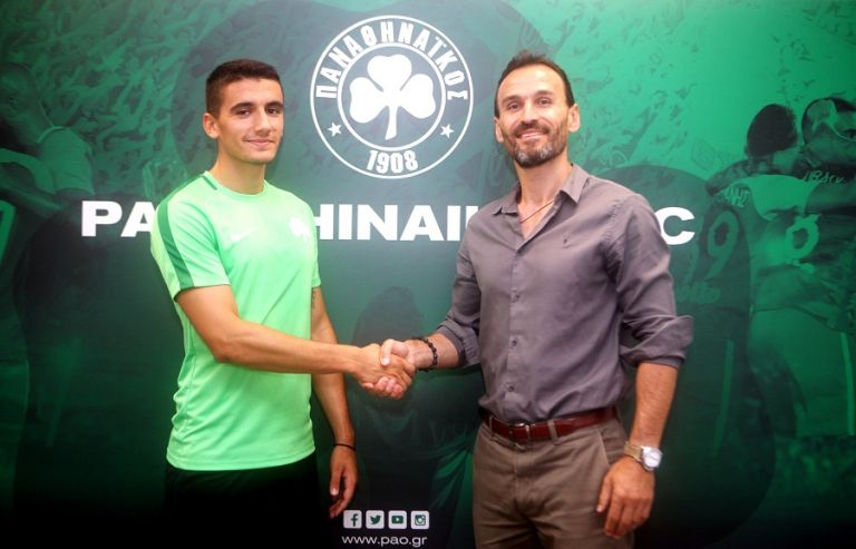 Παναθηναϊκός: Υπέγραψε και ανακοινώθηκε ο Πούγγουρας | tanea.gr