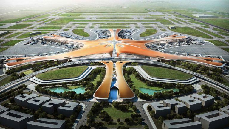 Το καλοκαίρι του 2019 θα είναι έτοιμο το νέο αεροδρόμιο του Πεκίνου   tanea.gr