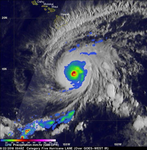 Σε κατάσταση έκτακτης ανάγκης η Χαβάη ενόψει του τυφώνα Lane | tanea.gr