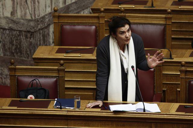 Κονιόρδου για βανδαλισμούς: «Κάποιες κυρίες άπλωναν λάδι» | tanea.gr
