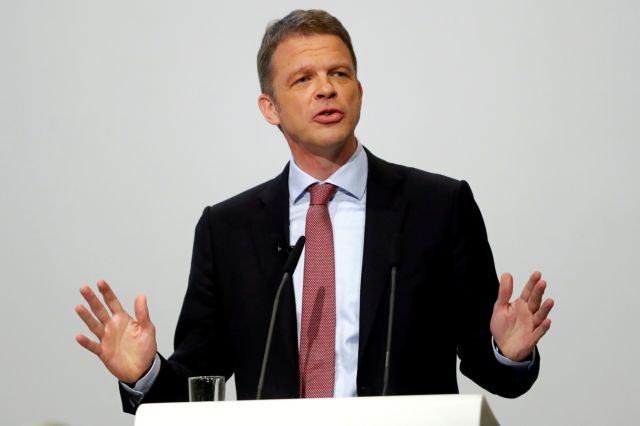 Ζέβινγκ: Ακλόνητη η διεθνής παρουσία της Deutsche Bank | tanea.gr