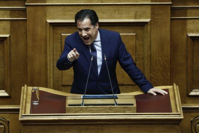 Γεωργιάδης: Ο κ. Τσίπρας είναι ένας αδύναμος πρωθυπουργός | tanea.gr