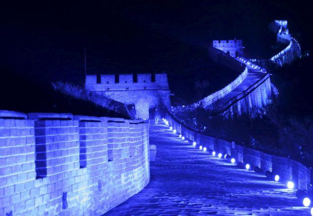 Παρελθόν η διανυκτέρευση στο Σινικό Τείχος | tanea.gr