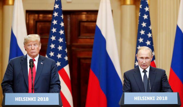 Κρεμλίνο: Καμία συζήτηση ΗΠΑ-Ρωσίας για τους όρους των κυρώσεων | tanea.gr