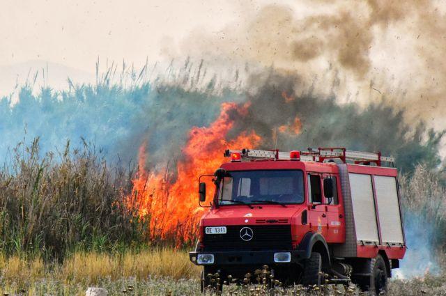Μηδέν αντιπυρικά και αντιπλημμυρικά σχέδια μετά τις πυρκαγιές στην Ηλεία   tanea.gr