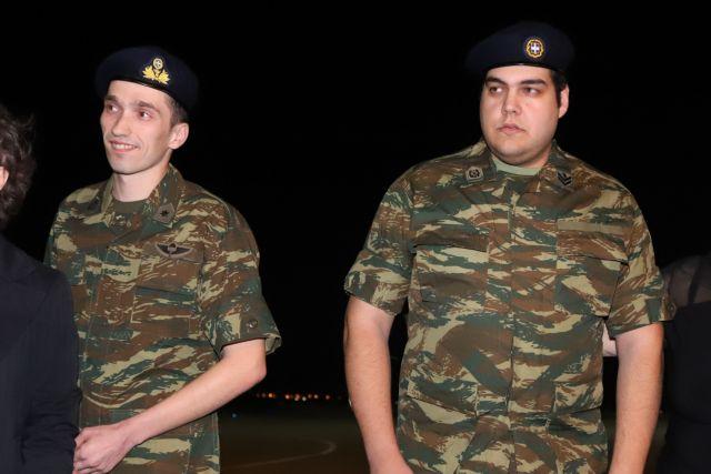 Η απελευθέρωση των δυο Ελλήνων στρατιωτικών υπό το πρίσμα των διεθνών ΜΜΕ   tanea.gr