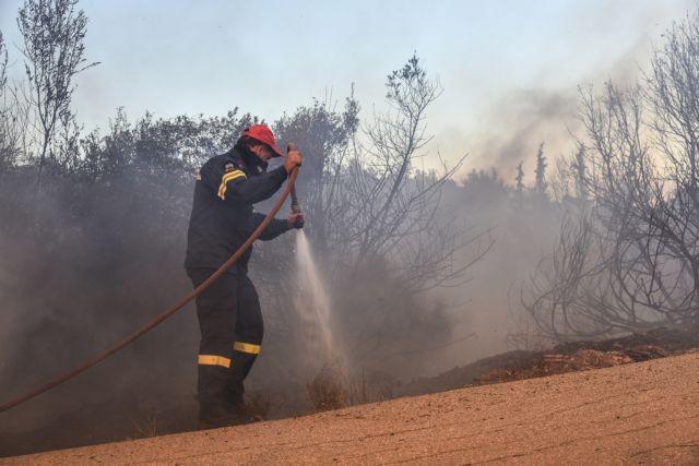«Καμπανάκι» κινδύνου για πυρκαγιά σε Λέσβο και Χίο | tanea.gr