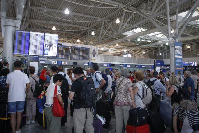 Αυξήθηκε κατά 10,1% η κίνηση στα ελληνικά αεροδρόμια | tanea.gr