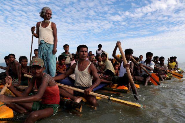 Η Μιανμάρ απορρίπτει την έκθεσης του ΟΗΕ για εγκλήματα σε βάρος των Ροχίνγκια | tanea.gr