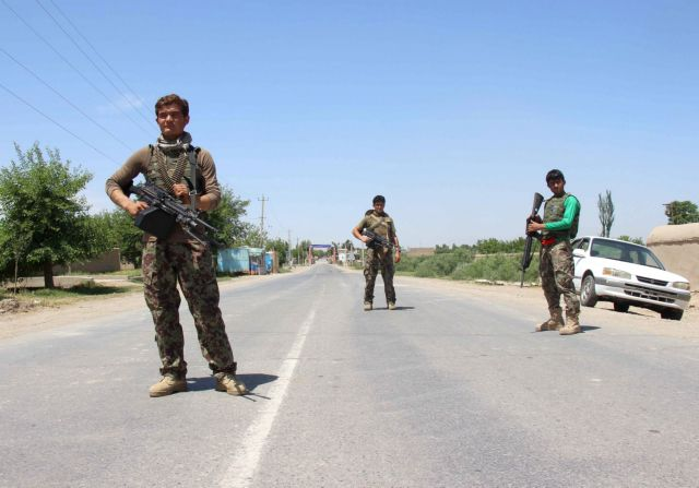 Νέα έφοδος Ταλιμπάν στην πόλη Γκάζνι | tanea.gr