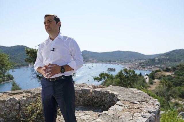 Στη Σύρο μεταβαίνει ο Αλέξης Τσίπρας   tanea.gr