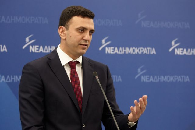 Κικίλιας: Ο Τσίπρας είναι όμηρος του κόμματός του και των επιλογών του | tanea.gr