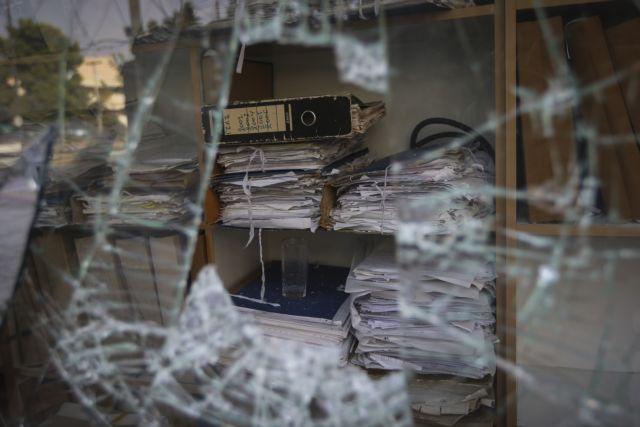 Νέα επίθεση Ρουβίκωνα σε γραφεία ομίλου επιχειρήσεων | tanea.gr