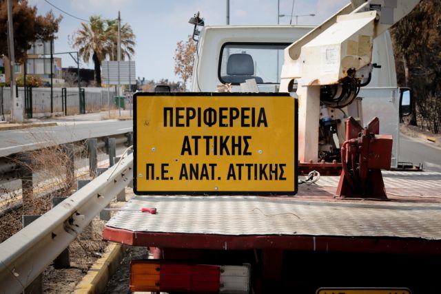 Ανακατασκευή και αποκατάσταση δρόμων στο Δήμο Πεντέλης | tanea.gr