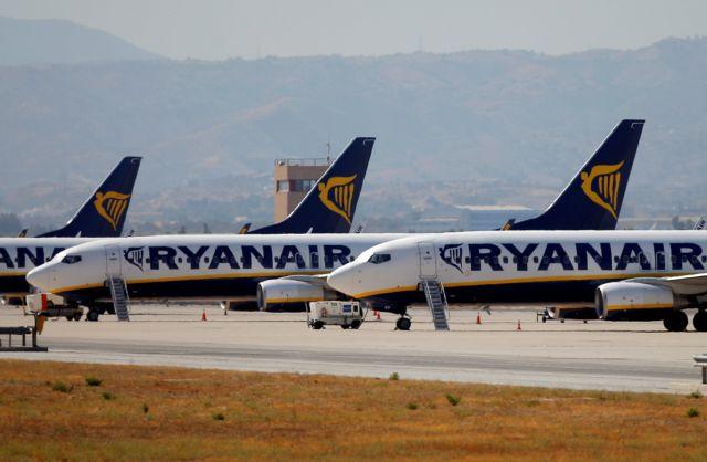 Παρελθόν οι δωρεάν χειραποσκευές στη Ryanair   tanea.gr