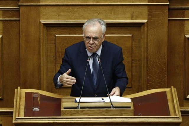 Δραγασάκης: Τέλος οι περικοπές συντάξεων, περισσότερα μέτρα ανακούφισης | tanea.gr