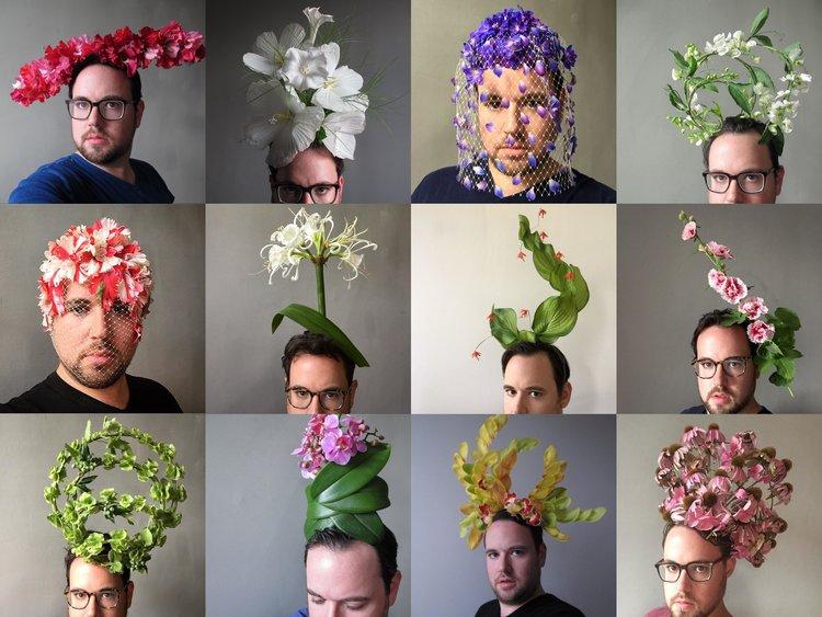 Ο Τζόσουα Γουέρμπερ πέταξε τα βάζα και φόρεσε λουλούδια στο κεφάλι του | tanea.gr
