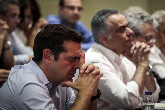 ΣΥΡΙΖΑ: Σε εξέλιξη η ψηφοφορία για την αναδειξη νέου γραμματέα της ΚΕ | tanea.gr