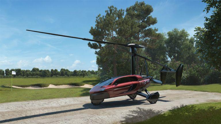 Έτοιμο το ιπτάμενο αυτοκίνητο, πόσο θα κοστίζει | tanea.gr