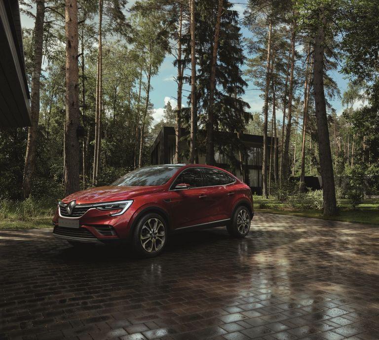 Renault ARKANA: Πρεμιέρα στη Μόσχα για το πρωτοποριακό κουπέ – crossover | tanea.gr