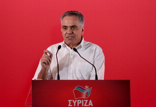 Ο Σκουρλέτης είναι ο νέος Γραμματέας του ΣΥΡΙΖΑ | tanea.gr