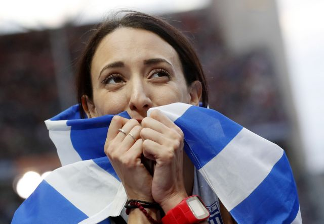 Μπελιμπασάκη : «Μπήκα στον αγώνα για να νικήσω» | tanea.gr