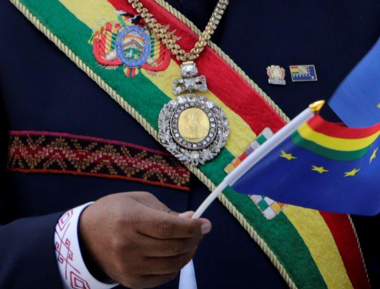 Εκλεψαν το Πετράδι της Βολιβίας | tanea.gr