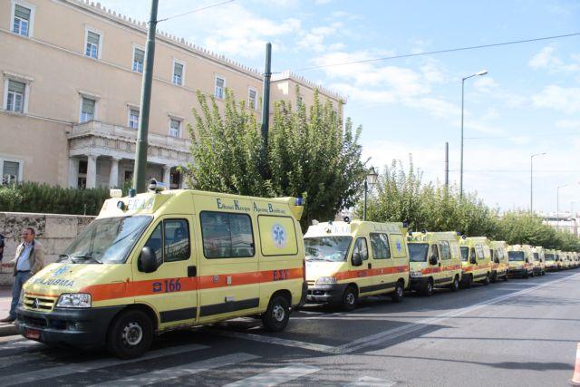 Τραγικές ελλείψεις στο ΕΚΑΒ βάζουν σε κίνδυνο ανθρώπινες ζωές | tanea.gr