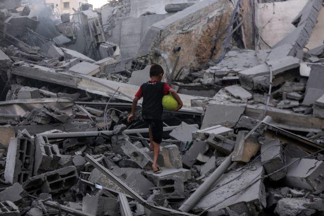 Συμφωνία Ισραήλ – Χαμάς για κατάπαυση του πυρός | tanea.gr