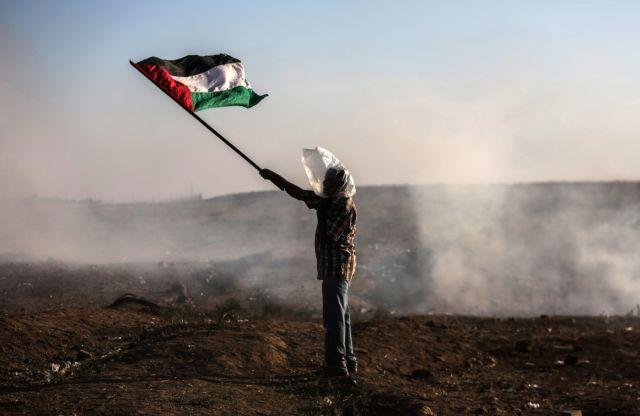 Παλαιστίνιοι: Η απόφαση Τραμπ στρέφεται κατά της ειρήνης | tanea.gr