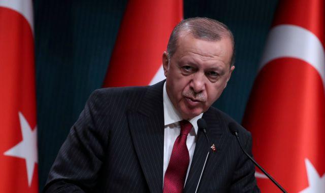 Ερντογάν: Κανείς δεν θα εμποδίσει την Τουρκία να πετύχει τους στόχους της | tanea.gr