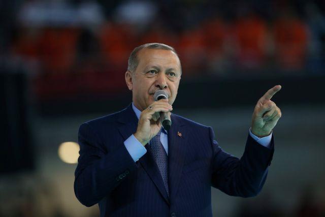 Ερντογάν εναντίον ΗΠΑ: Σεβαστείτε την κυριαρχία της Τουρκίας, αλλιώς η συμμαχία κινδυνεύει   tanea.gr