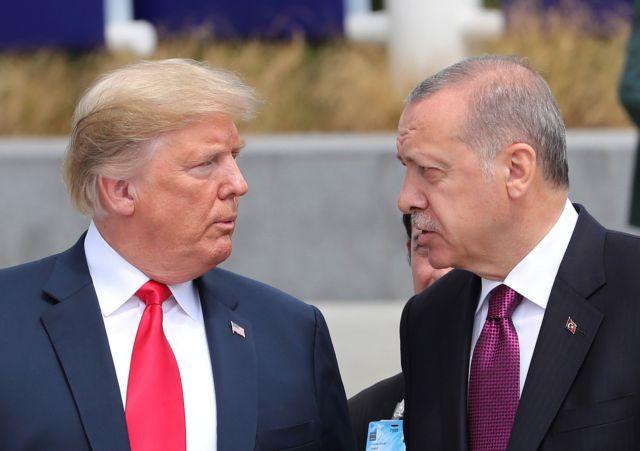 Ο Ερντογάν στέλνει τελεσίγραφο στον Τραμπ   tanea.gr
