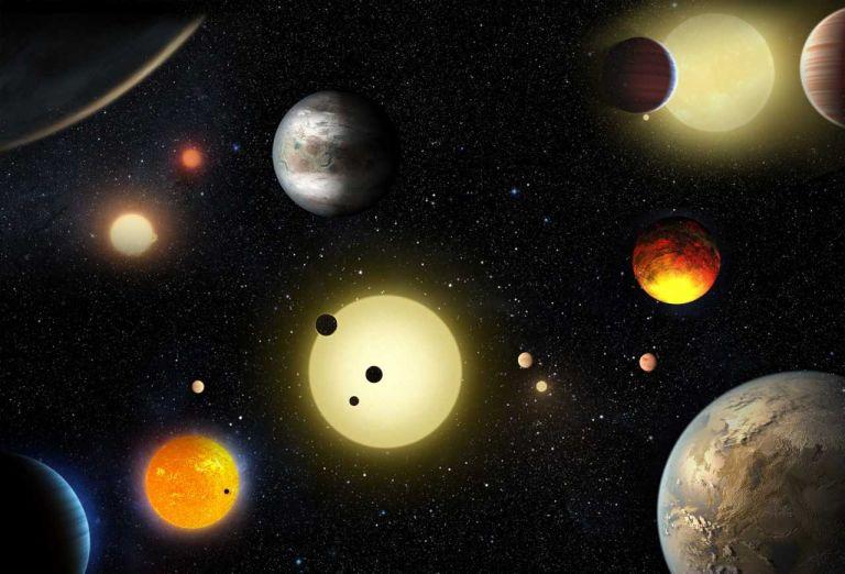Μπαράζ ανακάλυψης πλανητών! Εντοπίστηκαν 44 νέοι εξωπλανήτες | tanea.gr