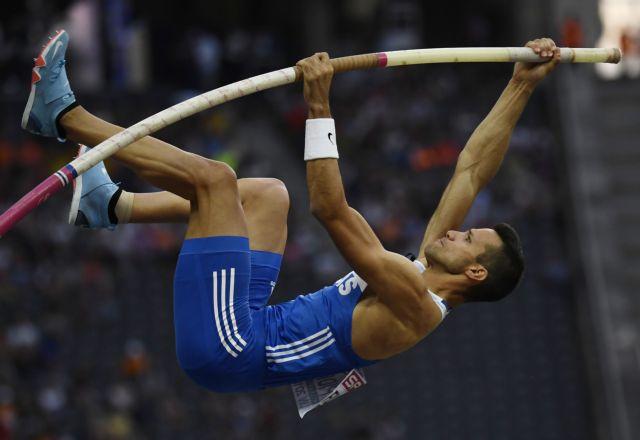 Ο Φιλιππίδης έμεινε στα 5.75μ και στην 6η θέση | tanea.gr