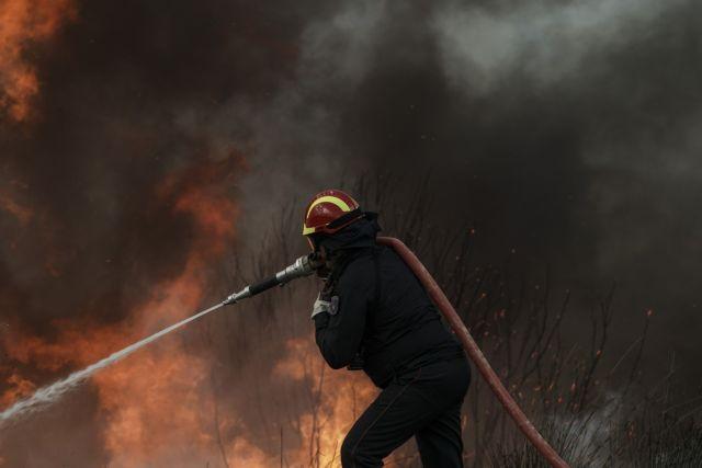 Φωτιά ξέσπασε στη Σάμο | tanea.gr